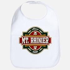 Mt. Rainier Old Label Bib