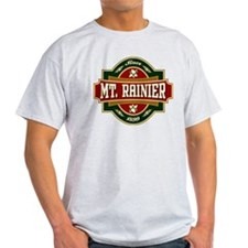 Mt. Rainier Old Label T-Shirt