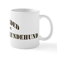 Norwegian Lundehund: Guarded  Mug