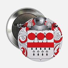 """Desmond Coat of Arms 2.25"""" Button"""