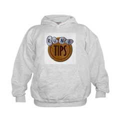 Tip.It Classic Wood Logo Hoodie