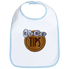 Tip.It Classic Wood Logo Bib
