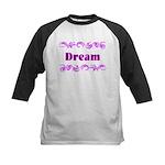 DREAMS Kids Baseball Jersey