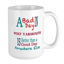 West Yarmouth Mug