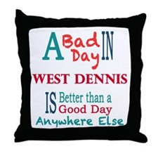 West Dennis Throw Pillow