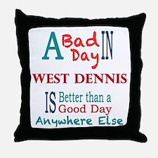 West Dennis Throw Pillow