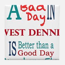West Dennis Tile Coaster