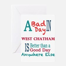 West Chatham Greeting Card
