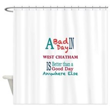 West Chatham Shower Curtain