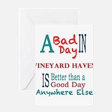 Vineyard Haven Greeting Card
