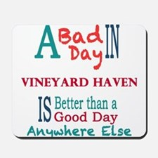 Vineyard Haven Mousepad