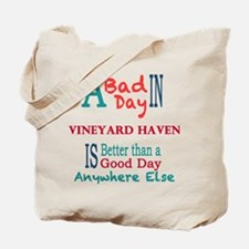 Vineyard Haven Tote Bag