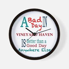 Vineyard Haven Wall Clock