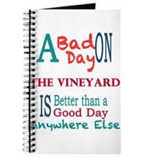 The Vineyard Journal