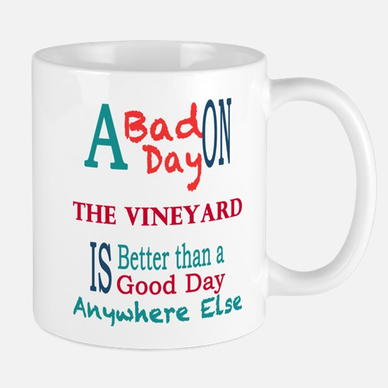 The Vineyard Mug
