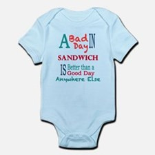 Sandwich Body Suit