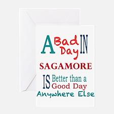 Sagamore Greeting Card