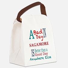 Sagamore Canvas Lunch Bag