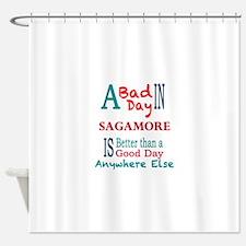 Sagamore Shower Curtain