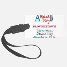 Provincetown Luggage Tag