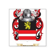 Dewitt Coat of Arms Sticker