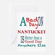 Nantucket Greeting Card