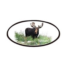 Vermont Moose Patches