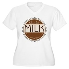 CM Logo Plus Size T-Shirt
