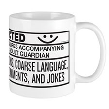 Rated R Mug