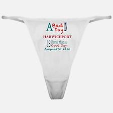 Harwichport Classic Thong