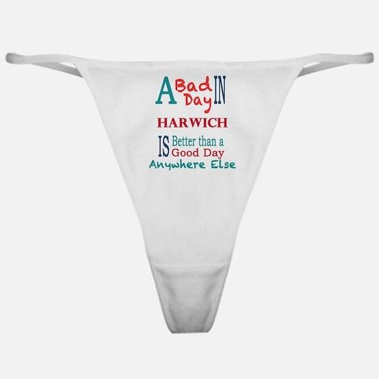 Harwich Classic Thong