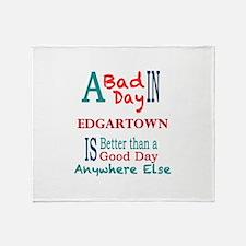 Edgartown Throw Blanket