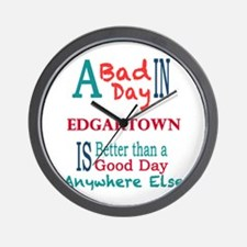 Edgartown Wall Clock