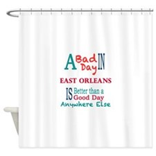 East Orleans Shower Curtain
