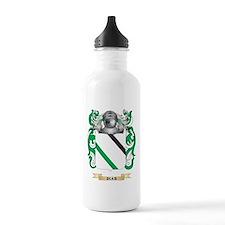 Di Bono Coat of Arms Water Bottle