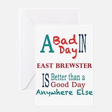 East Brewster Greeting Card