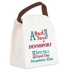 Dennisport Canvas Lunch Bag