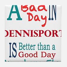 Dennisport Tile Coaster