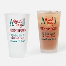 Dennisport Drinking Glass