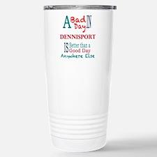 Dennisport Travel Mug