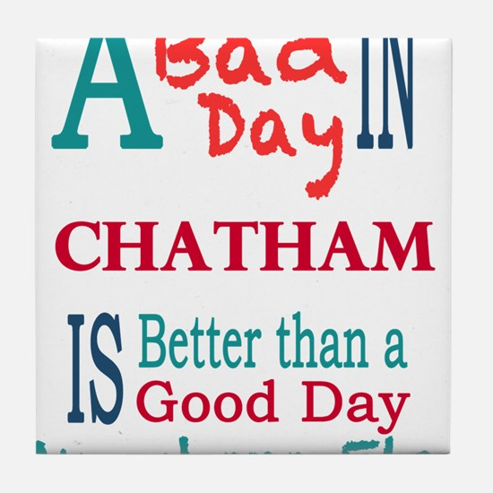 Chatham Tile Coaster