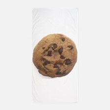 Chocolate Chip Cookie Beach Towel