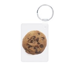 Chocolate Chip Cookie Keychains