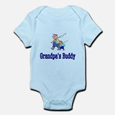 Grandpas Buddy Body Suit