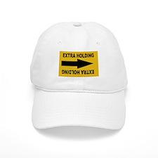 extra holding Baseball Baseball Cap