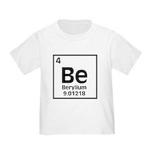 Berylium T