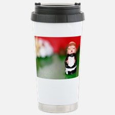 Little Monk Stainless Steel Travel Mug