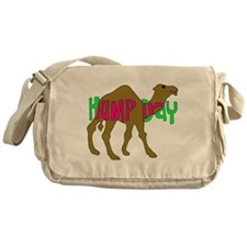 HUMP DAY with Camel Funny Wednesday Tshirt Messeng