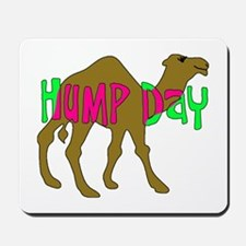 HUMP DAY with Camel Funny Wednesday Tshirt Mousepa