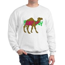 HUMP DAY with Camel Funny Wednesday Tshirt Sweatsh